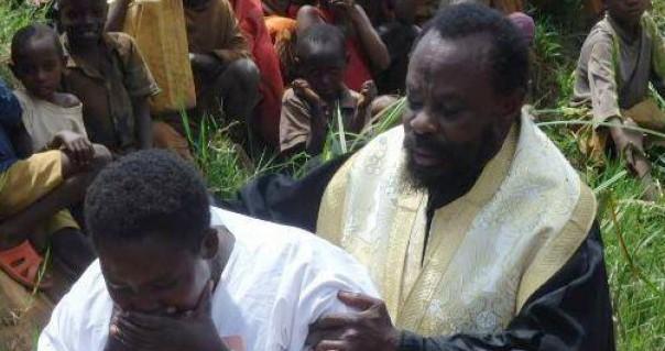 В Руанде прошло массовое крещение