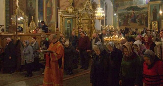 Миссионерская литургия совершена в г. Орехово-Зуево