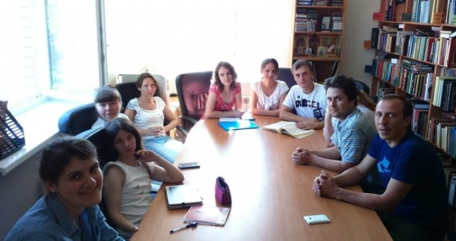 """В Подмосковье завершился молодежный лагерь """"Человек в Церкви: путешествие к смыслу"""""""