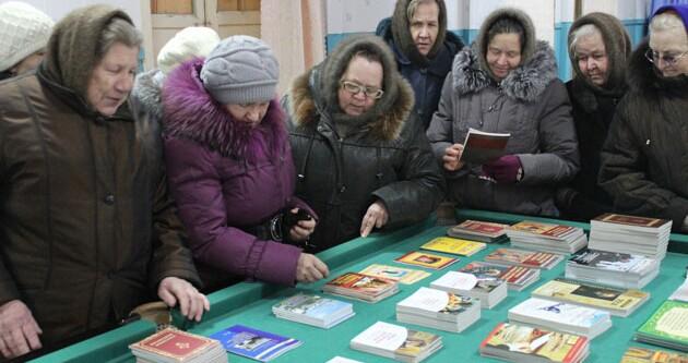 Из Москвы – в Нижний Енангск. Московские миссионеры провели несколько дней в северном селе