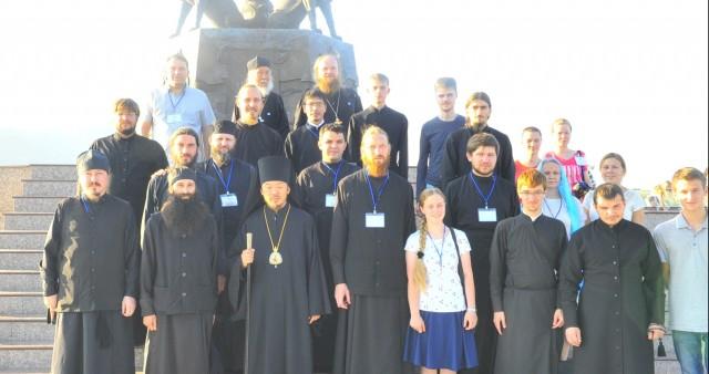 Представители епархий Сибири принимают участие в проходящем в Кызыле миссионерском семинаре