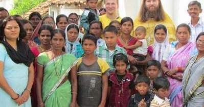 Священнослужитель Петрозаводской епархии участвует в создании православного прихода в Индии