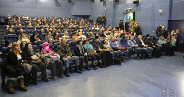 """""""Первый якутский"""" - в кинотеатрах Якутска представили новый фильм Якутской епархии"""