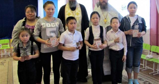 """Крещение в """"колыбели христианства Эвенкии"""""""