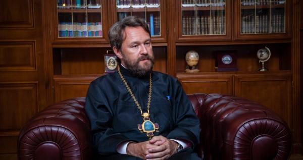 Митрополит Иларион (Алфеев): «Евангелие для нас утратило свою свежесть»