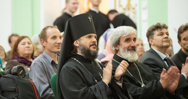 Начались занятия в центре подготовки церковных специалистов при СПбДА