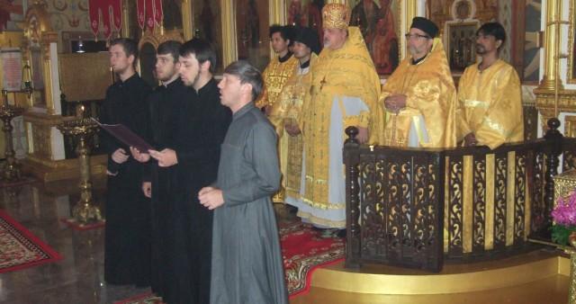 Таиландское телевидение знакомит жителей страны с православным богослужением