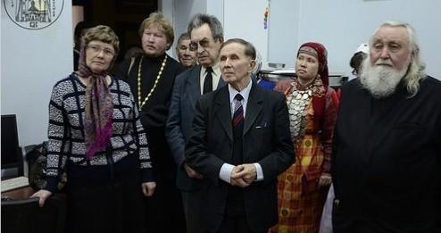 В КазДС состоялась презентация перевода Священного Писания на удмуртский язык