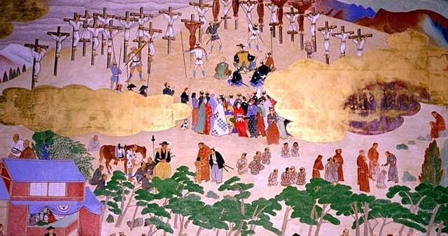 В Японии обнаружено 8 христианских часовен XVI в.