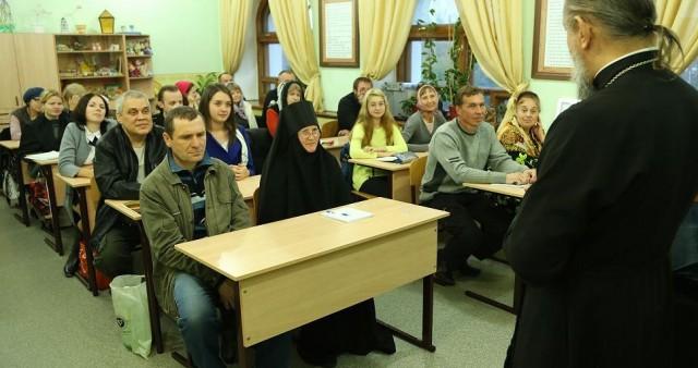 В Амурской епархии состоялось открытие Богословских курсов