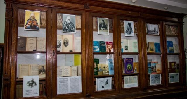 Виртуальную выставку раритетных книг открыли к 220-летию святителя Иннокентия Московского