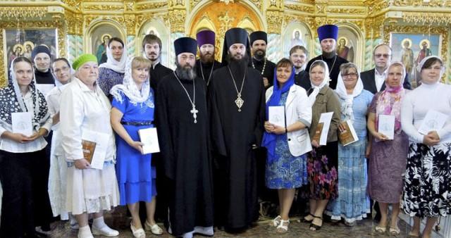 Первый выпуск слушателей катехизаторских курсов состоялся в Орской епархии