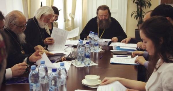 Состоялось очередное заседание межведомственной рабочей группы для координации работы по открытию центров подготовки специалистов в РПЦ