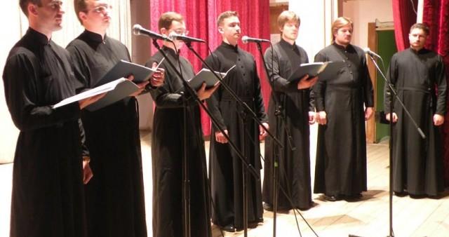 Благотворительные концерты Миссионерского хора Московской Духовной Академии состоялись в агрокомплексе Чернавчицы