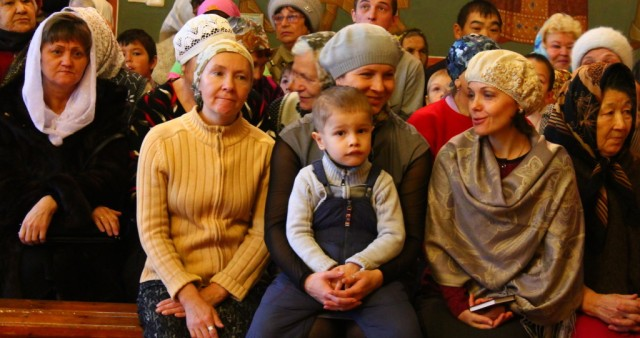 Презентация молитвослова на шорском языке состоялась в Кемеровской области