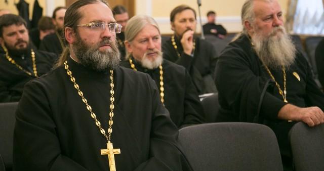 29 сентября состоялось совещание руководителей миссионерских отделов епархий Сибирского федерального округа