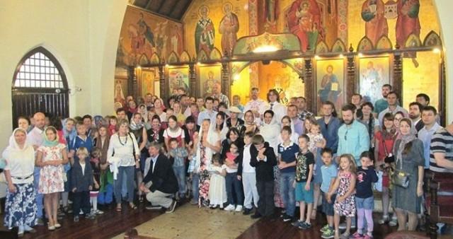 Православное служение в Чили: от домовой церкви до межправославного прихода