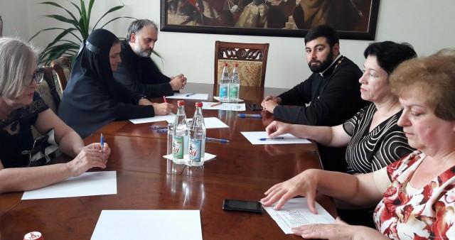 Во Владикавказе состоялось заседание Комиссии по переводу богослужебных текстов на осетинский язык