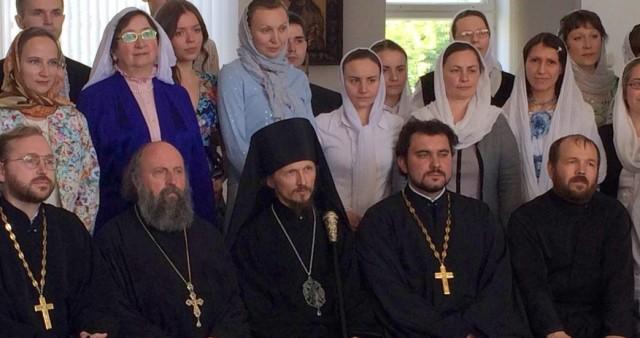 В Минском духовном училище открыто катехизаторское отделение
