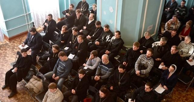 Епархиальный съезд катехизаторов состоялся в Санкт-Петербурге