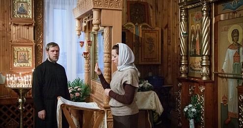 Литургию с переводом на жестовый язык совершили в Северодвинске