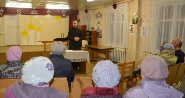В Ржевской епархии открываются катехизаторские курсы для взрослых