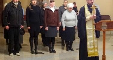 Открыты курсы длительной катехизации в хабаровском храме преп. Серафима Саровского