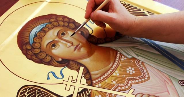 В США проходят курсы православной иконописи для неправославных