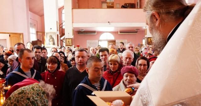 В Новороссийской епархии созданы миссионерские приходы