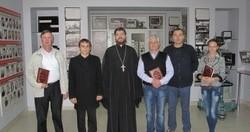 В Саратовской епархии распространяют книги Нового Завета