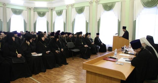 Работа Отдела религиозного образования и катехизации Ярославской епархии