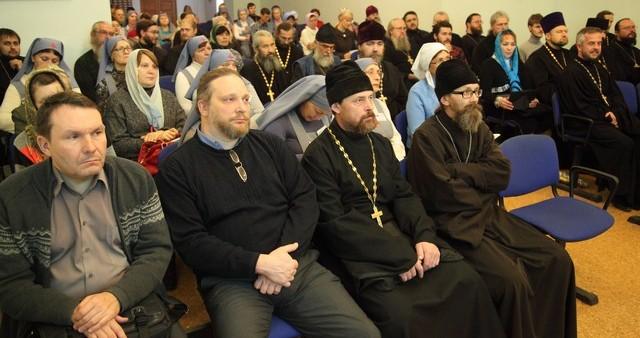 В Томске начался двухдневный семинар для катехизаторов Томской митрополии