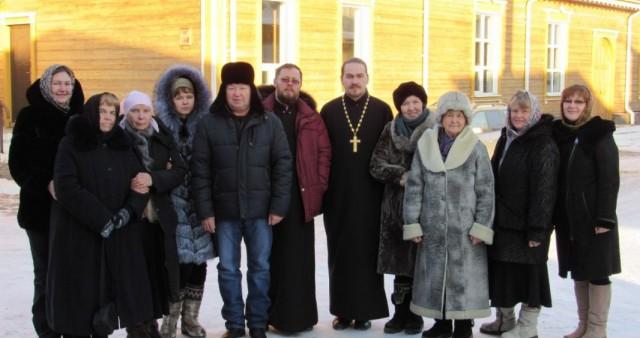 В Улан-Удэнской епархии состоялся очередной выпуск курсов приходских катехизаторов