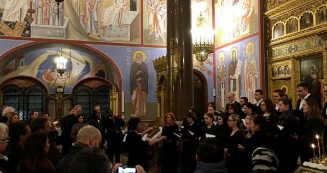 Русское Рождество в Вене