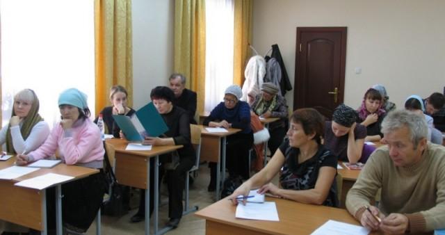 В Читинской епархии открыты катехизаторские курсы