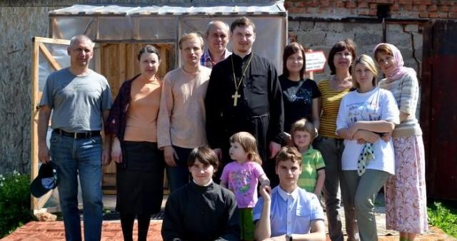 Выпуск первой группы длительного оглашения в Хабаровской епархии