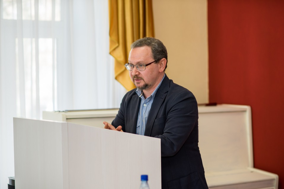 Сергей Озерский
