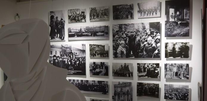 Выставка «Человек на переломе» открылась в Санкт-Петербурге
