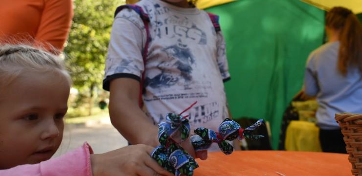 День посёлка в Глебовском: сахарная вата, мастерские и улыбки