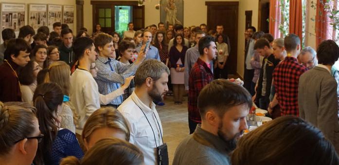 В КПЦ «Преображение» прошел Первый молодежный фестиваль