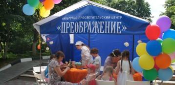 Посёлок Глебовский отметил 85-летие