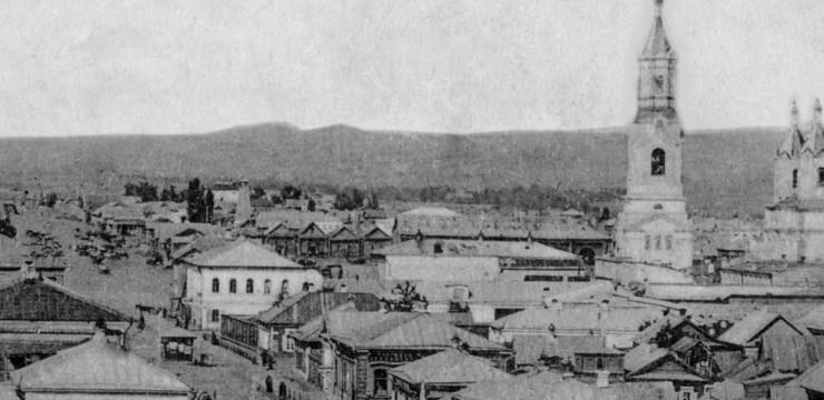 День города в Камышине