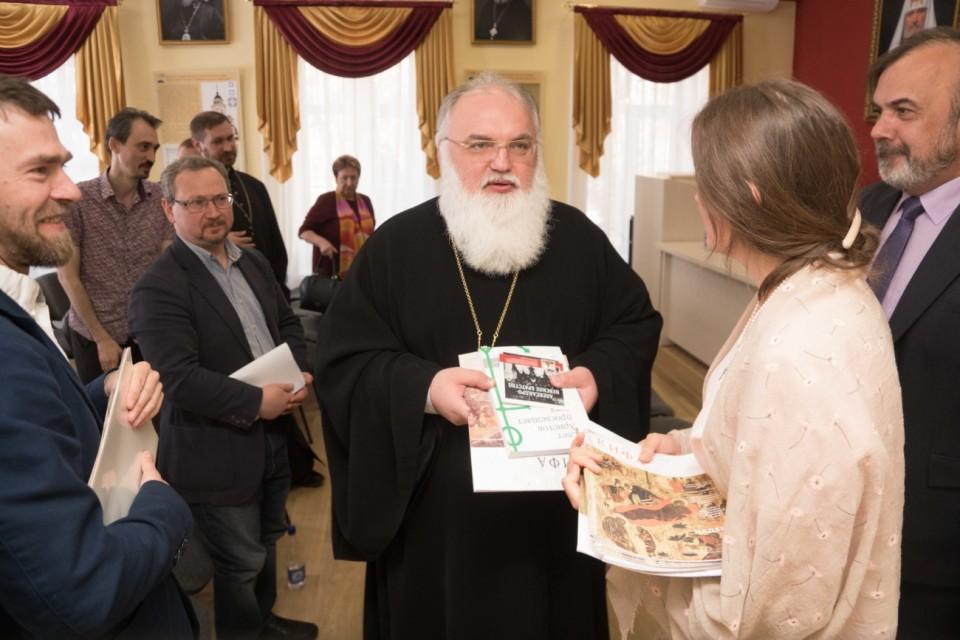 Правящий архиерей принял участие в работе круглого стола «Опыт духовного сопротивления вызовам современного мира»