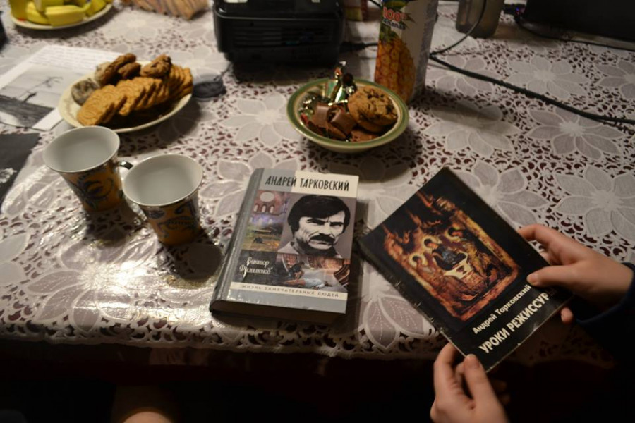 Книги о Тарковском