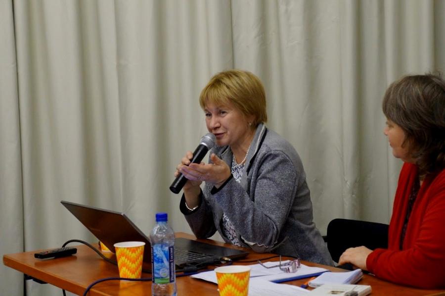 Магистр богословия Ольга Борисова