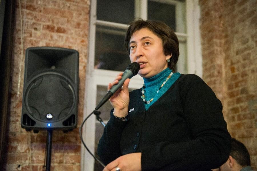Анна Алиева