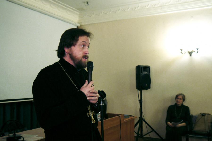 Протоиерей Димитрий Дашевский