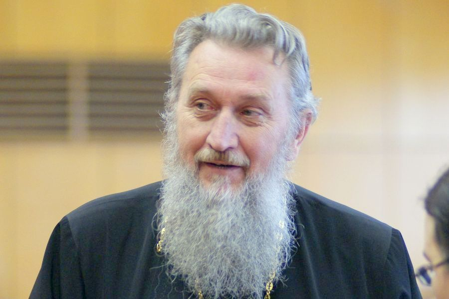 О. Василий Михок