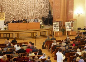 Видеорепортаж третьего дня конференции «Старшинство и иерархичность в церкви и обществе»