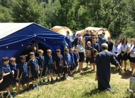 Христианский лагерь - встреча поколений